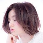 【髪質改善のカラーリングコース】活性酸素除去☆水素ケア+髪質改善ケア+カット