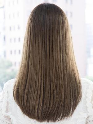 【大人女性に大人気】髪質改善ストレートでしなやかな質感に改善