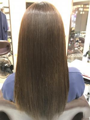 サラ艶ロングヘア