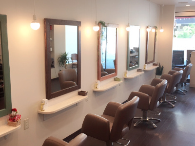 Private hair salon Miu1