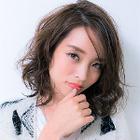 <髪にやさしい>カット+デジタルコスメパーマ