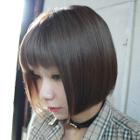 【うねり解消◎】骨格補正カット+前髪ストレートパーマ