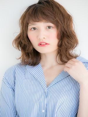 ゆるふわロブ×イルミナカラー【Vis 川口店】