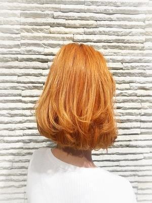 ハイトーンサニーオレンジ【Vis 川口店】