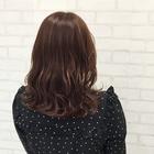 小顔矯正カット+低アルカリカラー+TOKIO+コラーゲン