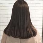 カット+ダメージレス縮毛矯正+コラーゲン