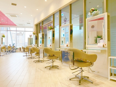 Vis Hair & Beauty 西新井店