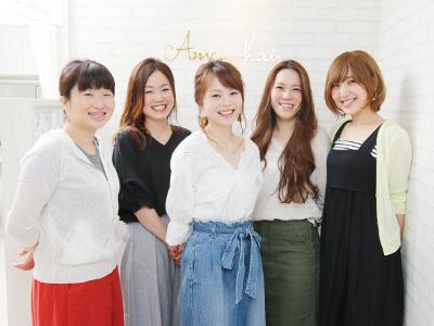 Aman hair-s 吉祥寺南口店3