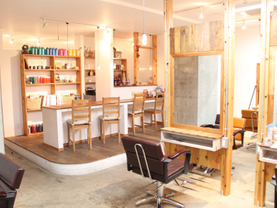 ROSSO Hair&SPA 八潮店2
