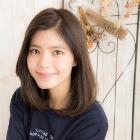 【カラーしながら髪を修復】Rサプリダメージレスカラー+カット