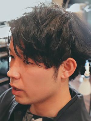 千葉県のヘアスタイル・『デジタルパーマ / エアウェーブ