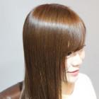 前髪縮毛矯正+高保湿セラミド5STEPトリートメント