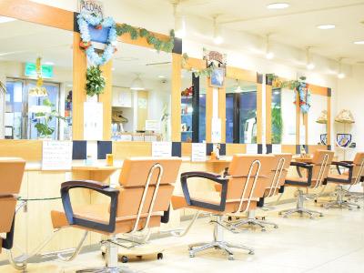 KALOHA private hairsalon1
