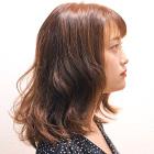 【髪質改善イルミナカラーコース】カラー+トリートメント