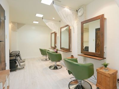oasis organic beauty salon 原宿店
