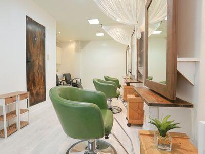 oasis organic beauty salon 原宿店2