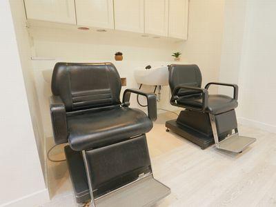oasis organic beauty salon 原宿店4