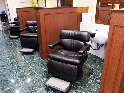 oasis organic barber 池袋店1