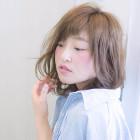 【髪質改善】カット+髪質改善カラー