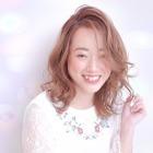 【平日限定】フルデザインカラー+美髪Tr