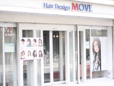 Hair design MOVE4