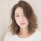 【新・クーポン】秋色オーガニックフルカラー+ブロー+1ステップトリートメント5,300円