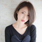 【モテ髪(1)】ふんわりデジタルパーマ+小顔カット+水素ケアトリートメント付