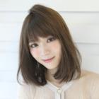 【艶髪・外国人風】上質カラー+5stepトリートメント+シャンプー