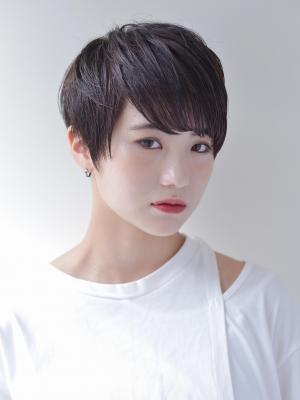 美髪◇タイトショート