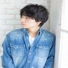 【メンズ・ご新規様限定】カット+ヘッドスパ10分