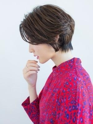 2019 辺見えみり風最新ショート