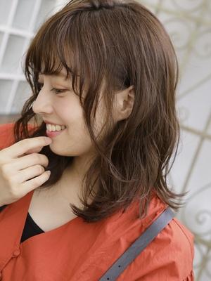 【MINX桜井】オトナカジュアル×とろみフェミディ