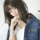 【女性限定】カット+ハホニコトリートメント+炭酸泉