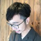 スタイリストマキシ☆オリジナルメンズカット+頭皮スッキリヘッドスパ