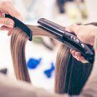 カット+美髪コスメ縮毛矯正+炭酸リラックスコース