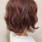【新感覚の髪に優しい柔らかパーマ♪】カット+クリップパーマ