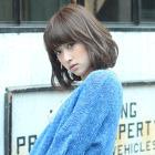 【当店人気NO.2】カット+ナノスチームパーマ+カラー+炭酸スパトリートメント
