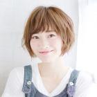 前髪カット+ハホニコトリートメント 4,690円 [錦糸町]