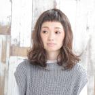 カット+ホットパーマ【初回から3回目まで】