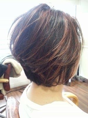 【サロンスタイル】 スウィングボブ