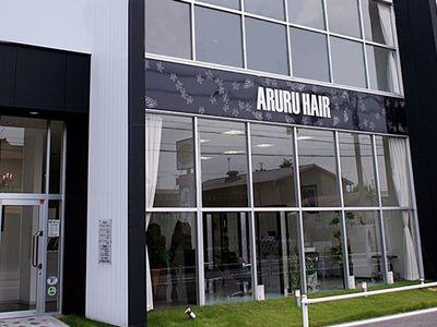 ARURU HAIR fan2