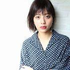 【おすすめ美髮メンテナンスコース☆】似合わせカット+リタッチカラー+Aujuaトリートメント