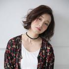 【店長山中指名限定】ツヤカラー+プチスパ(7分)