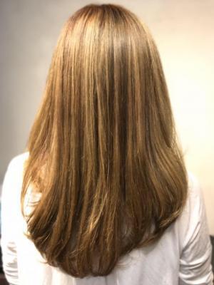 白髪染めに見えないカラー