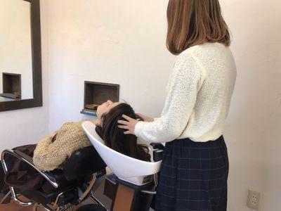 オーガニックカラー専門店 ヘアレスキューつや髪3