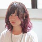【★人気の高級イルミナカラー★】カット+カラー