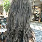 縮毛矯正+カット