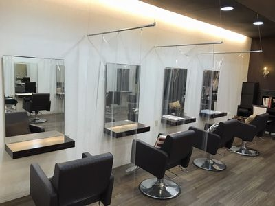 Reglus hair design 野間店1
