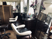 hair salon atelier