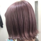 前髪カット+前髪縮毛+ハホニコトリートメント